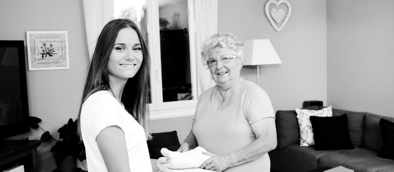 Huishoudelijke ondersteuning voor mantelzorgers
