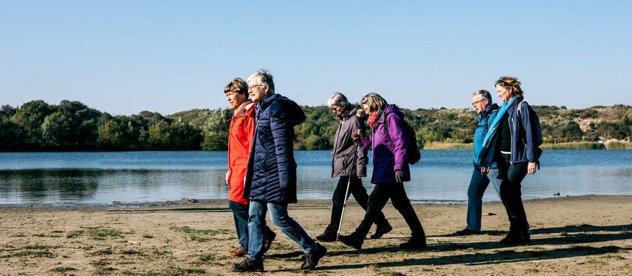Wandelgroep voor mantelzorgers - Kennemerduinen