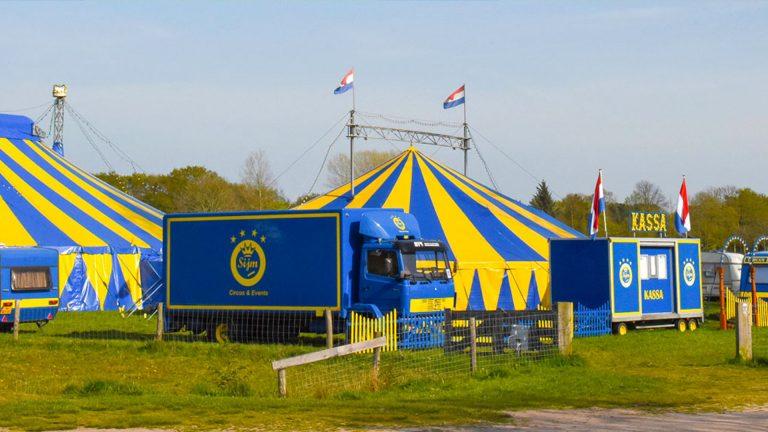 Gratis naar het circus